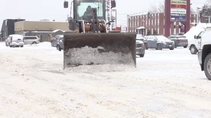 Significant snowfall is expected for most of New Brunswick, with some areas potentially seeing 30 centimetres by Wednesday morning.