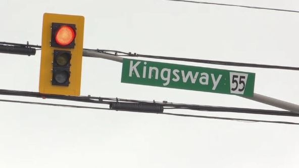 Kingsway MR55, in Sudbury