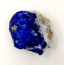 a piece of lapis lazuli