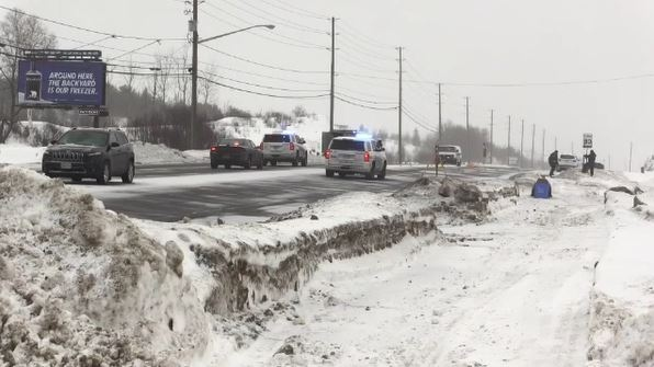 A pedestrian was killed on the Kingsway in Sudbury