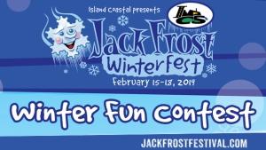 Jack Frost Winter Fun 2019