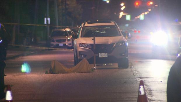 Tourist pedestrian struck in Richmond