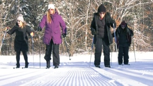Popular winter attraction for outdoor enthusiasts
