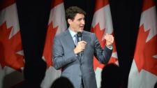 Trudeau in Kamloops