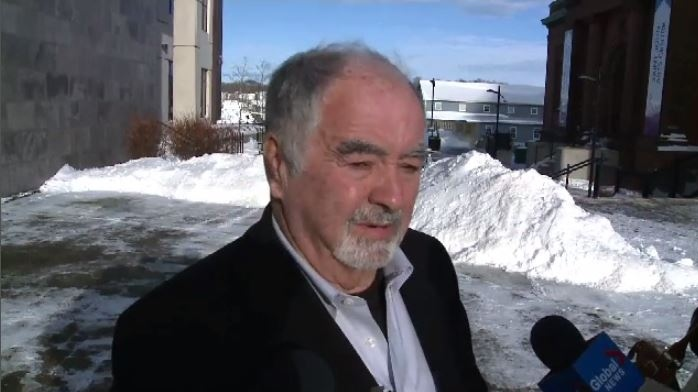 Former Saint John councilor testifies about what he saw the night of murder.