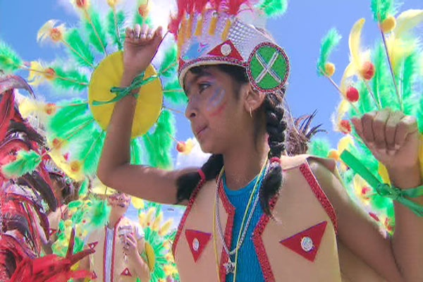 Junior Caribana parade keeps the heritage alive | CTV News