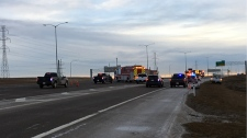 Stoney Trail, Stoney Trail crash, serious crash, D