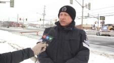 Greater Sudbury Police Sergeant Tim Burtt