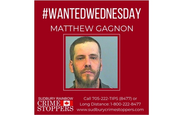 Canada-wide warrant issued for Matthew Gagnon