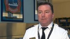 Deputy Fire Chief Jim Jessop
