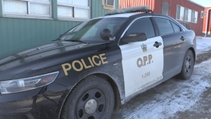 An OPP cruiser is seen in this photo on Jan. 10, 2019.