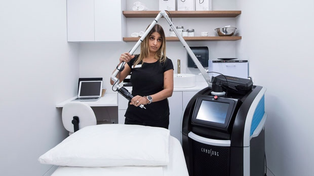 Amra Nizar, Beauty Clinic