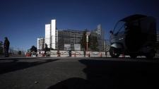Tokyo Detention Centre