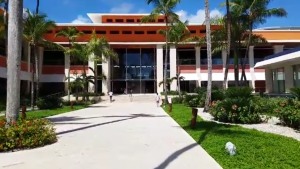 The Alberta woman said she was staying at the Barcelo Bavaro Palace in Punta Cana when she was sexually assaulted.