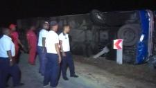 Deadly bus crash in Cuba