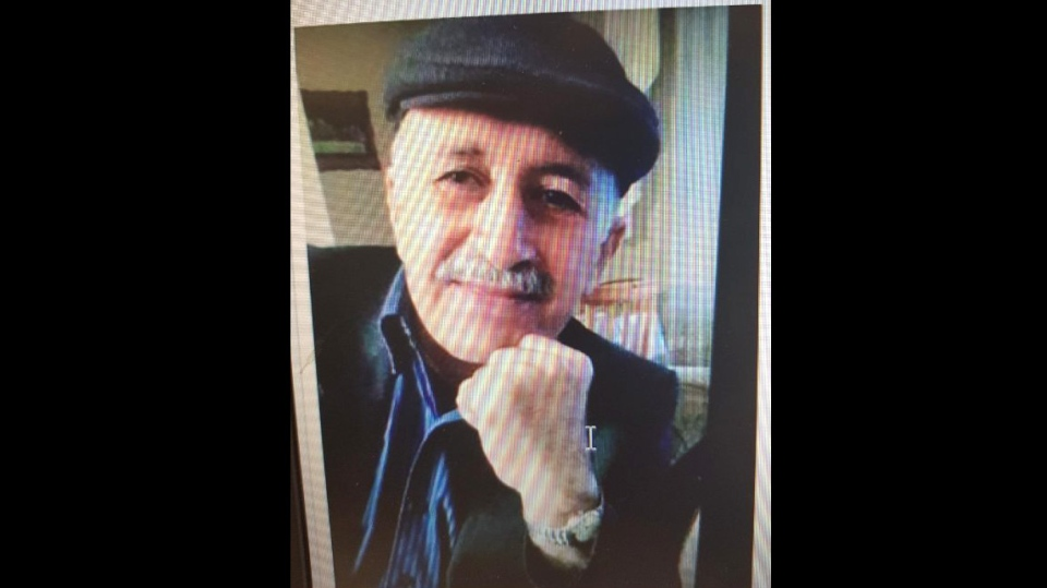 Alber Marbena, 74, is seen in this photograph provided by police.