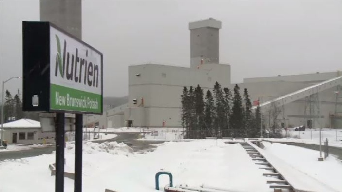 Community says it has bounced back since potash mine shut down three years ago, but doesn't want plant to get torn down.