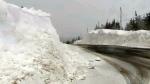 Heavy snowfall has shut down traffic in the region several times this winter.
