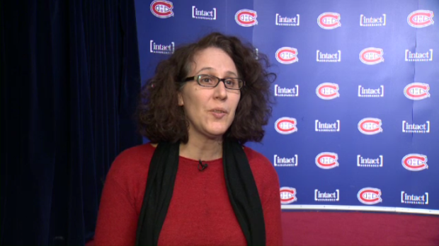 Genevieve Paquette, Montreal Canadiens