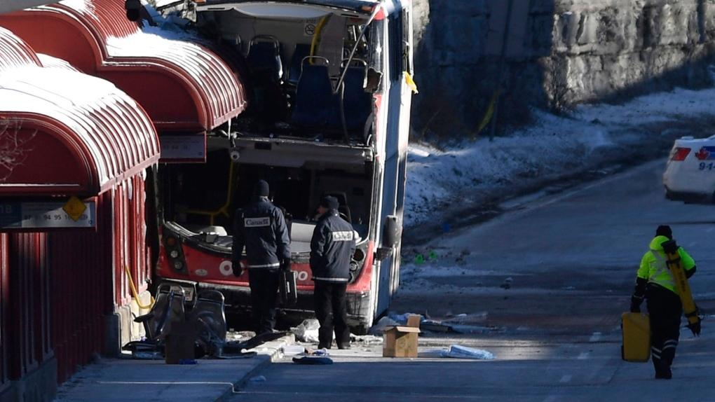 Ottawa bus crash