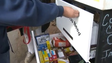 Free pantry in Forest Lawn