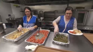 Despite the holidays being over, the kitchen is still giving free meals to those who need them.