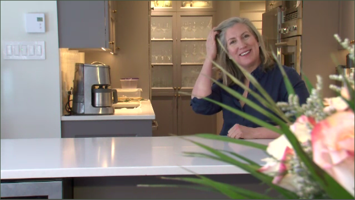 Lesley Chesterman - a trained pastry chef - looks forward to cooking more, eating out less, and taking on new food projects after stepping away from two decades of restaurant reviews. (CTV Montreal)