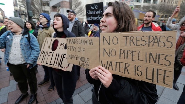 CTV QP: Pipeline politics continue to be divisive