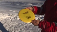 The 8th annual Sud-BRRR!!-y Ice Bowl Disc Golf Tournament attracted dozens of players from across the north. Matt Ingram reports.