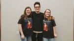 13-year-old Cape Breton resident Alyssa Rose got to meet her favourite band, Panic at the Disco, as she recovers from surgery to remove a brain tumor.
