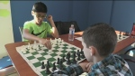 Chess Club at the Barrie Library
