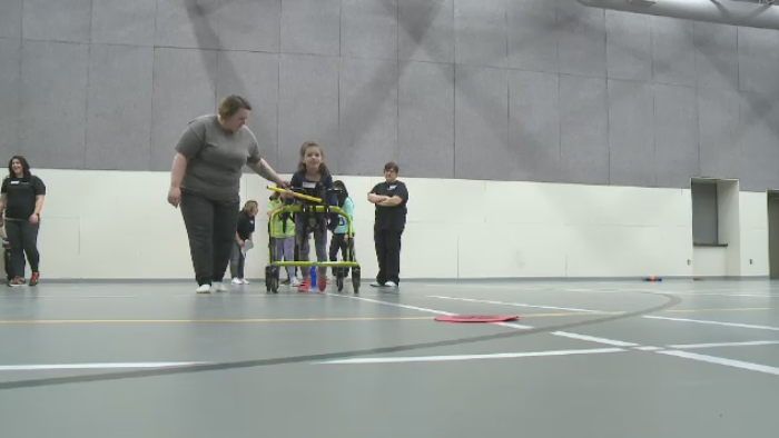 New Special Olympics programming in Estevan is available for children aged two to 12 years old.