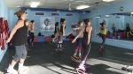 Bouncing into fitness with Kangoo