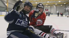 Youth with disabilities face off in Calgary
