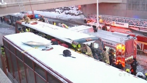 CTV National News: Questions over bus crash
