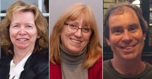 Anja Van Beek (left to right), Judy Booth and Bruce Thomlinson, shown in these Ottawa Police Service handout photos, have been identified as the three victims who died in a bus crash in the city on Friday. THE CANADIAN PRESS/HO-Ottawa Police Service