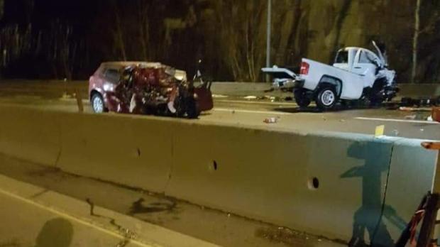 fatal crash trans canada highway