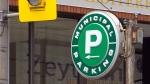 Green P Parking