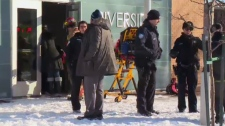 43 students and staff at Ecole des Decouvreurs suddenly fell ill on Monday Jan. 14, 2019
