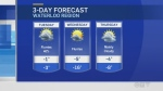 Arctic air to follow cold start to week