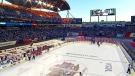 Cost concern over Regina NHL game