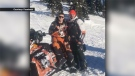 Undated image of Matt and Larry Burdiga, the father and son from Calgary who died as a result of a January 12, 2019 avalanche in the Purcell Mountains (Facebook)