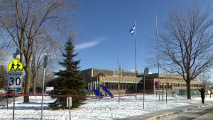 Ecole des Decouvreurs in LaSalle remained closed Tuesday following a carbon monoxide leak that sent 43 people to hospital.