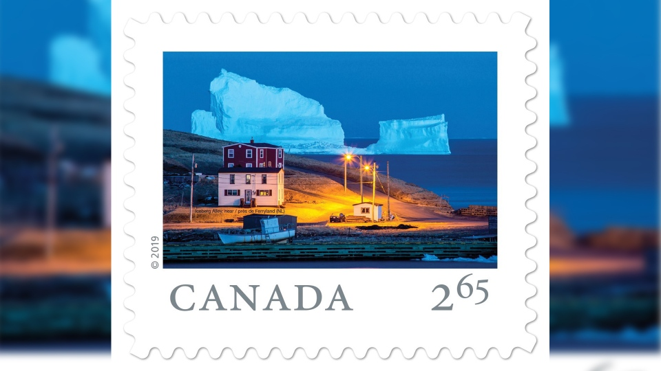 How an instantly iconic Newfoundland iceberg became a Canada