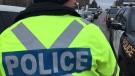 The OPP conduct a R.I.D.E. check. (CTV News)