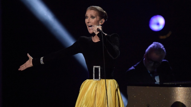 Celine Dion reportedly pulls down song with R.Kelly from streaming services