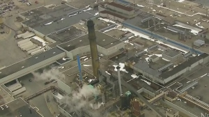 Montreal's greenhouse gas emissions