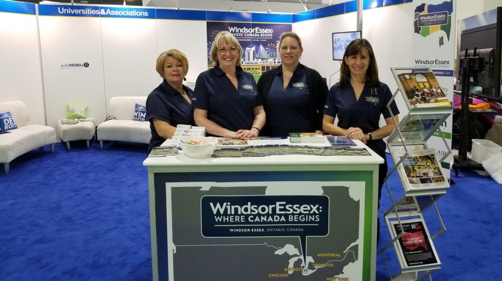 WEEDC at the Auto Show