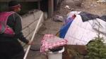 tent, gardiner expressway