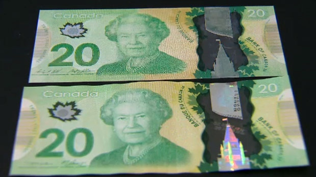How to spot counterfeit Canadian currency | CTV News